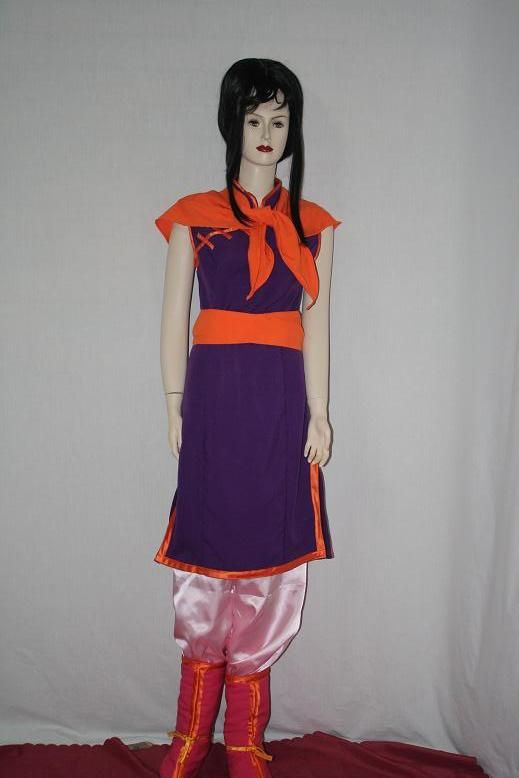 Chichi -Dragon Ball Z (1984-95) available to hire size 10