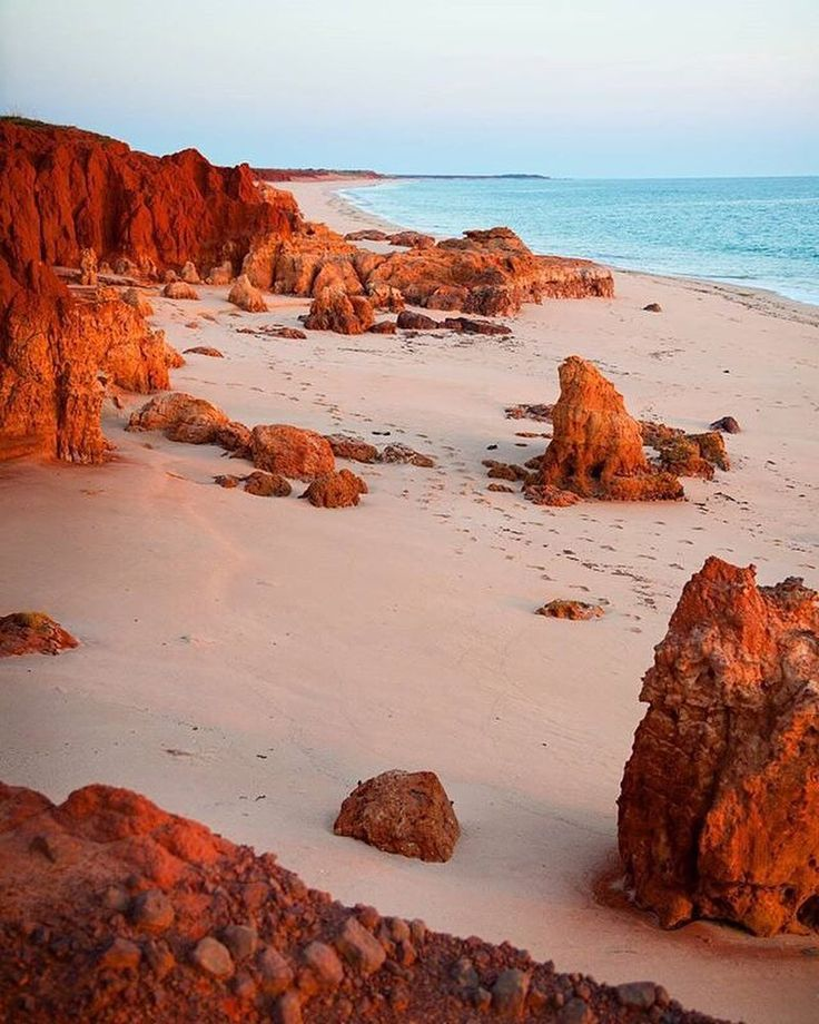 James Price Point, Northern Territory.