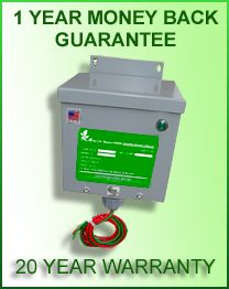 This Dynamic Power Saver 1200 is manufactured in Miami, FL and has been designed to reduce your electric bill, extend the life of your appliances and motors, and protect your home, business or other commercial property from power surges & spikes. Residential & Commercial units all proudly made in the U.S.A & are UL and CuL listed for your safety.