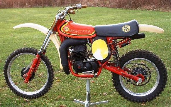 Montesa Cappra 360VB 1978