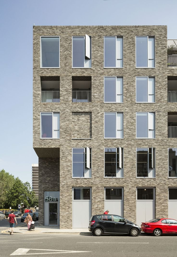 Whitmore by Trevor Horne Architects / London, England / 2013