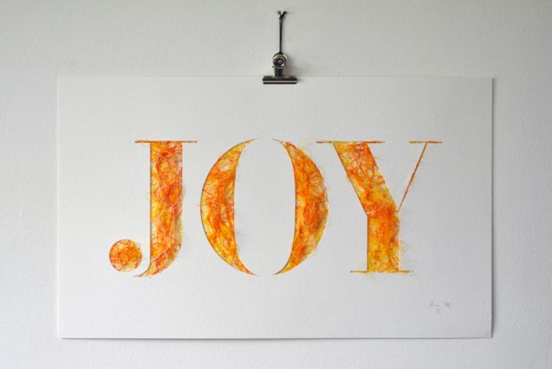 Stitched Typography Peter Crawley 2