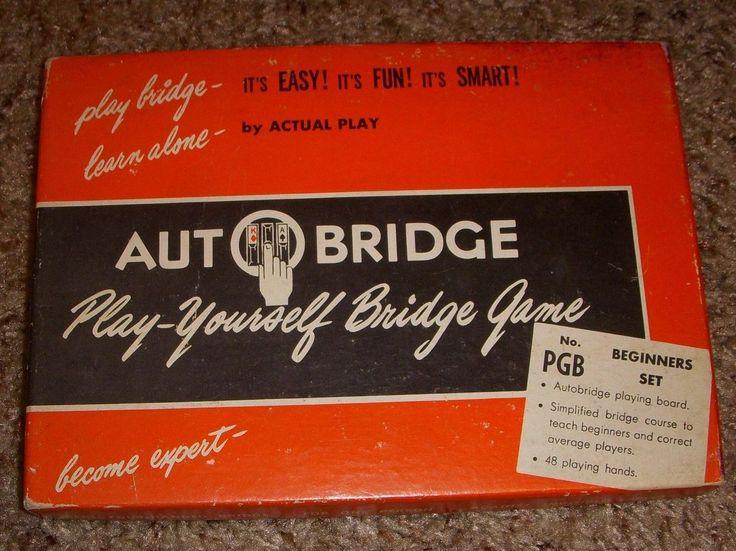 1000 ideas about bridge game on pinterest bridge card for Charity motors bridge card