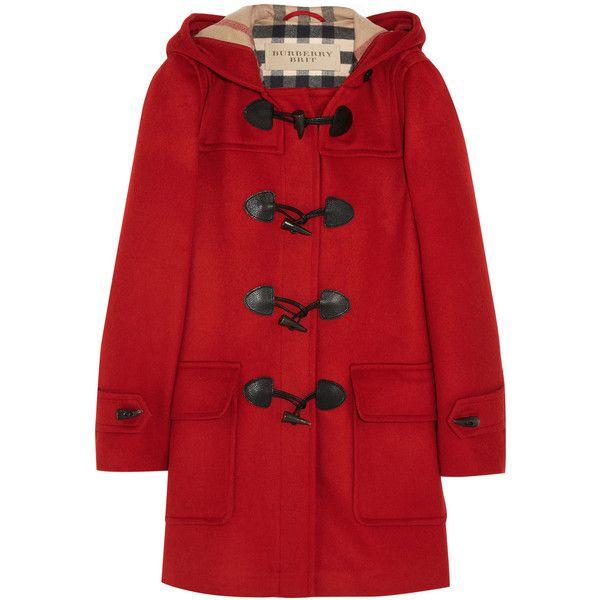 Best 25  Hooded wool coat ideas on Pinterest | Women's coats ...