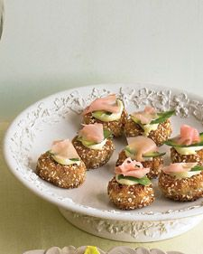 Freezable Party Appetizers