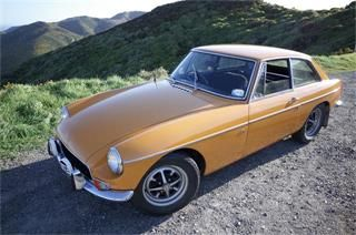 MG B Coupe Bronze 1971 for Sale - Autotrader New Zealand