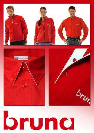 Patrick Lusink, representatieve bedrijfskleding, polo, bodywarmer, sweater, fleecetrui, dames, heren, beroepskleding, uniform, winkels, Bruna