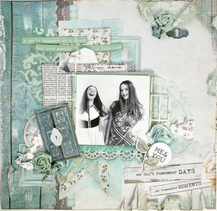 Kaisercraft - Blue Bay - Melissa Kennedy