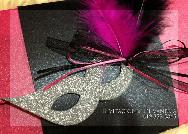 Masquerade Wedding Invitations: 149 Best Images About Ideas For A Sweet 16 Masquerade