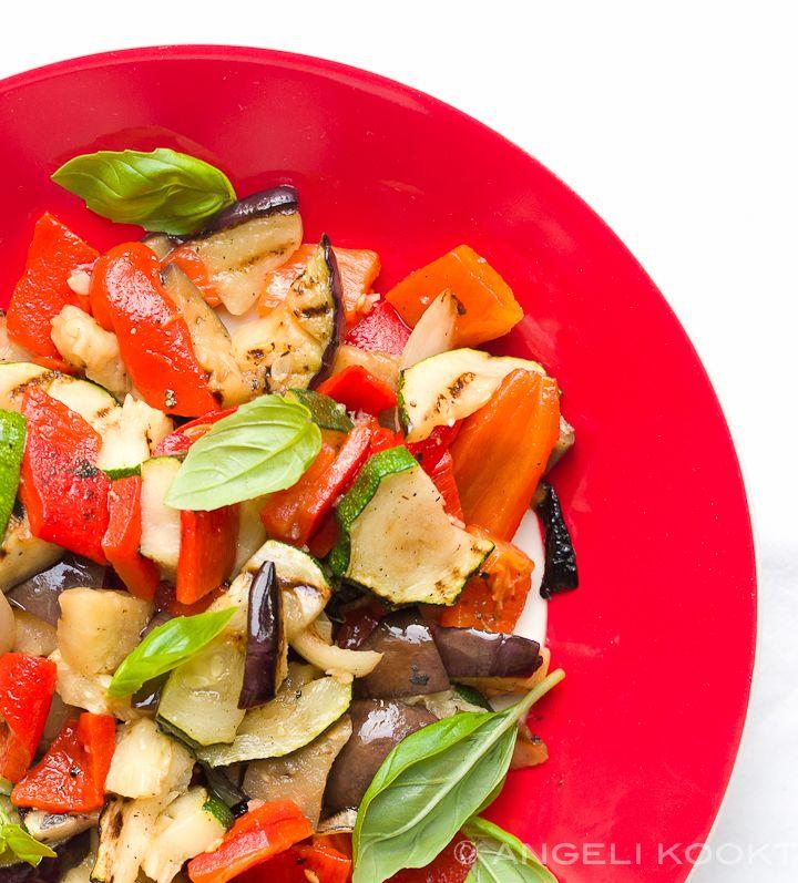 Geroosterde groentemix | Angeli Kookt