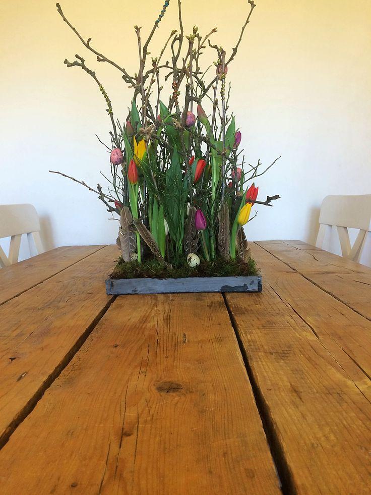 Afbeeldingsresultaat voor voorjaarsschikking bloemen