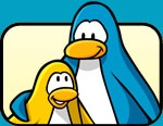 Club Penguin is a fun site where you get to be like a penguin and waddle around.