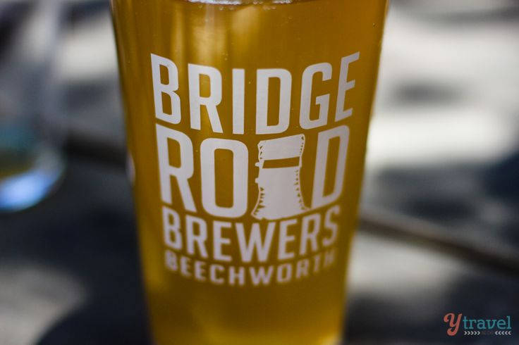 Australia Bucket List - Visit Bridge Road Brewers, Beechworth, Victoria