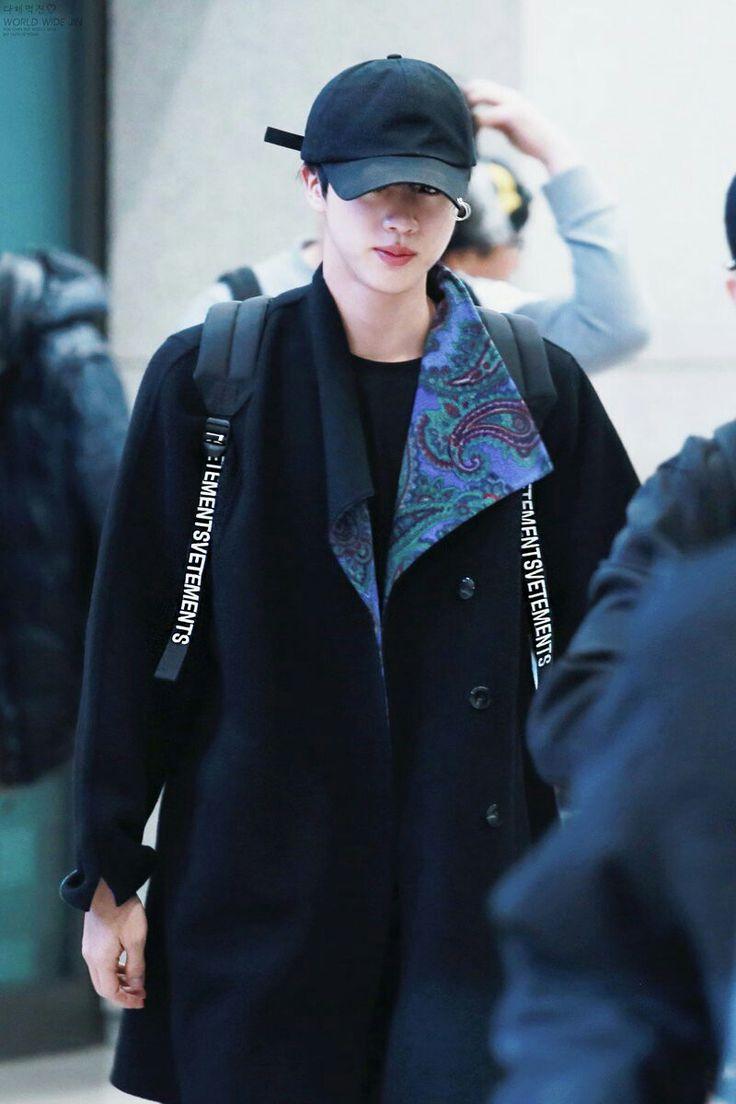 Kim Seok Jin Worldwide Handsome