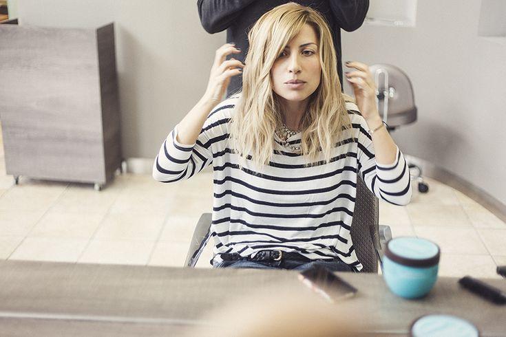 Tα σπαστά μαλλιά