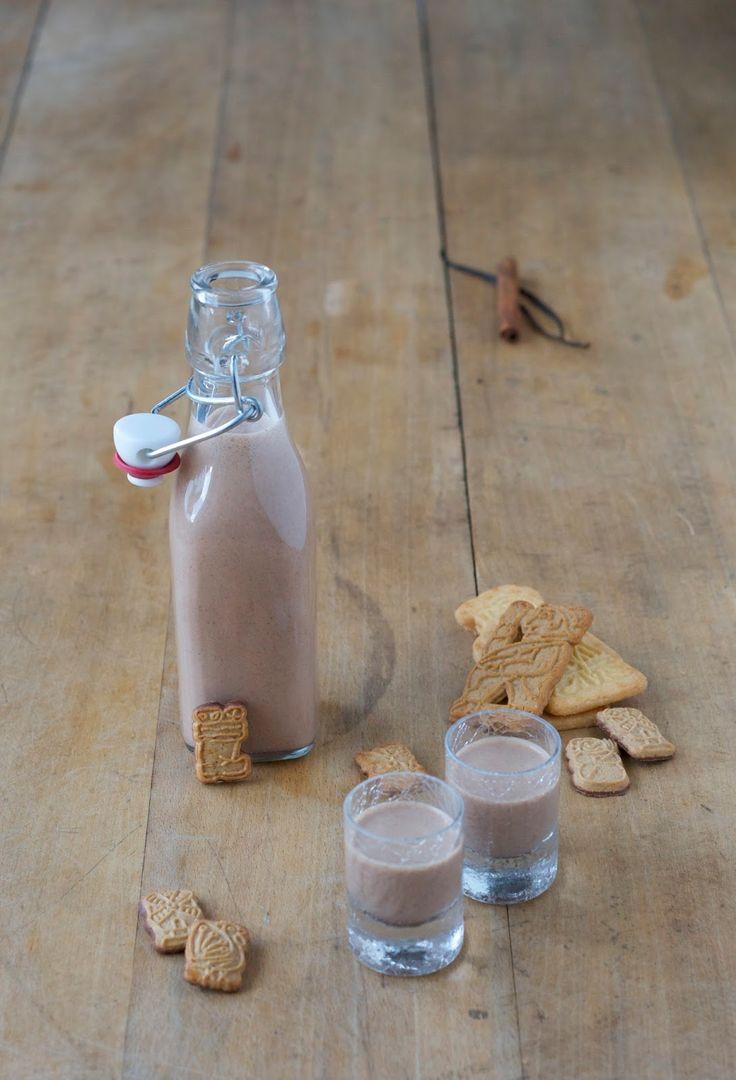 Spekulatius Likör auf Wodka Basis | Lisbeths Cupcakes & Cookies