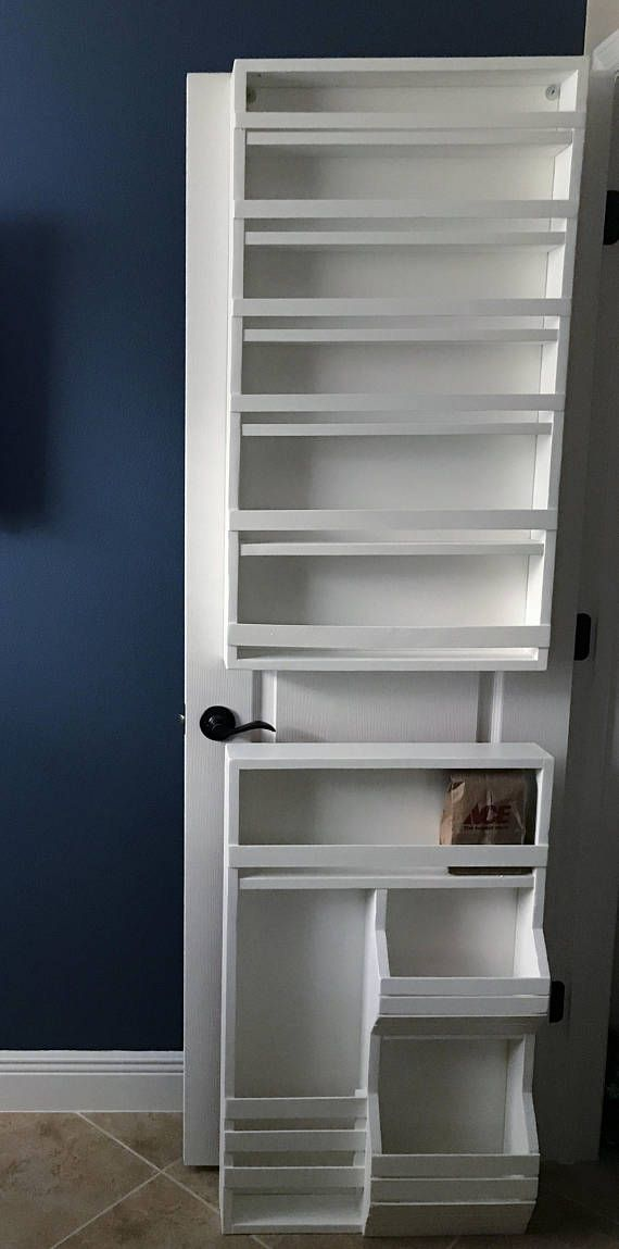 Best 25 Pantry Door Storage Ideas On Pinterest Pantry