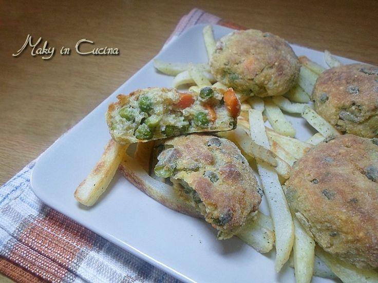 Polpette di quinoa e verdure 4pp #weightwatchers