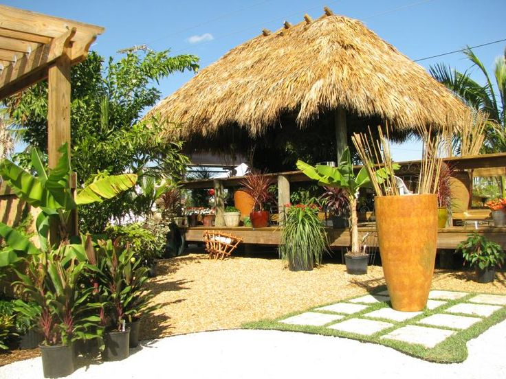 17 Best Images About Tiki Huts And Bars On Pinterest