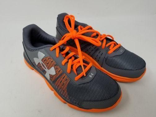 Under Armour Grade School Micro G Speed Swift Boys Running Shoes 1266302 731 NIB