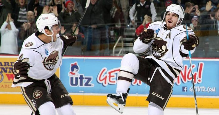Have you been to a Bears game? #DefendTheDen  Hershey Bears Hockey - Game Schedule