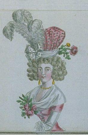 Robe a la Turque, Magasin des Modes, Juillet 1788.