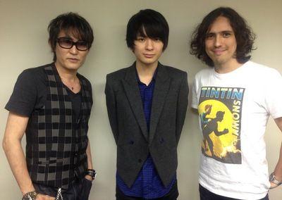UNISON SQUARE GARDEN・斎藤宏介さんでした~♪ FM802 HOLIDAY SPECIAL TSUTAYA ACCESS! Music Train FM802
