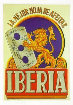 Hojas de afeitar Iberia