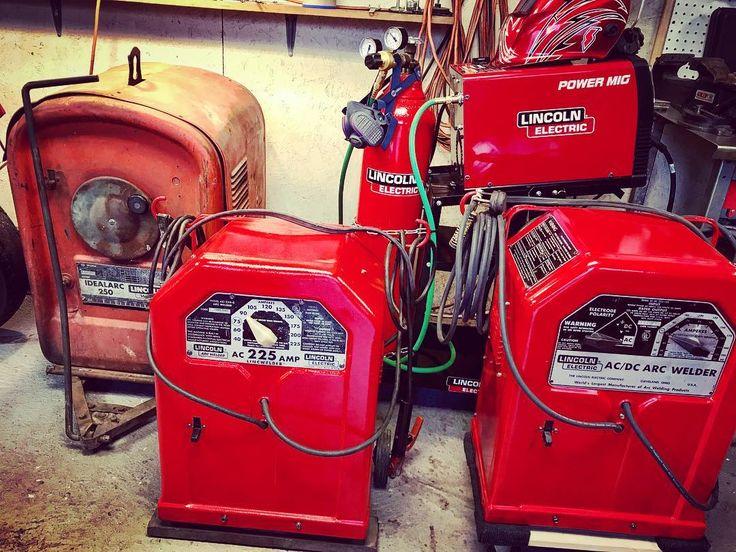 #lincoln #mig #stick #arc #welder #welding #idealarc #powermig #c25 #argon #gas #rod #miller #respirator #viking #hood #helmet