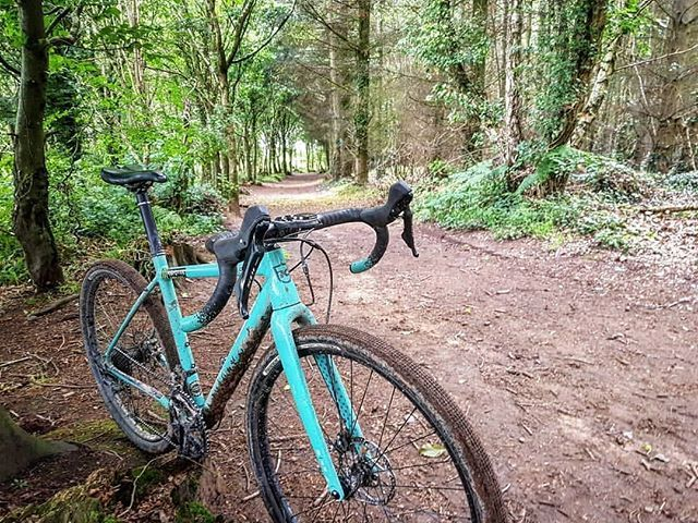 Summertime Gravel Still No Dusty Trails Out There Guee
