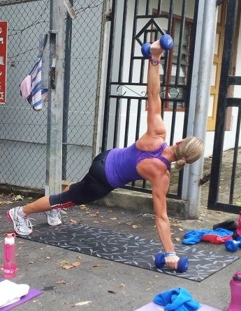 One of my favorite exercises...... try it!