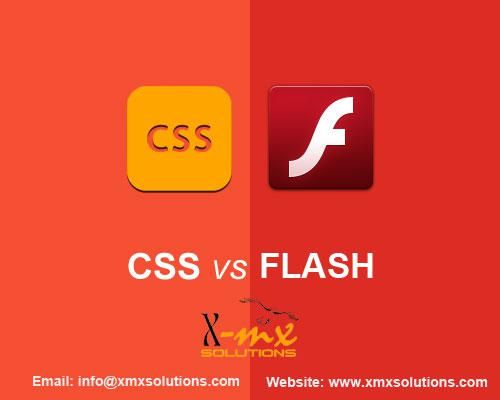 Differences Of CSS Design and Flash Design