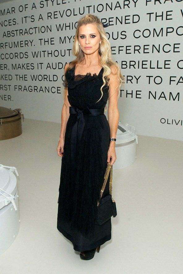 Laura Bailey - Chanel Mademoiselle Privé Party - October 12, 2015