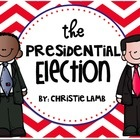 This presidential Election themed packet is loaded with lots of fun games and center activities to help your little ones get involved in the 2012 P...