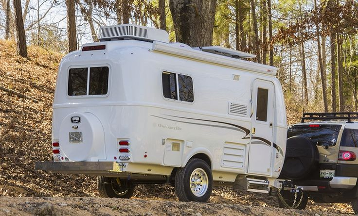 Ultralight travel trailers have come a long ways in recent years. We take a look at 5 ultralight travel trailers we think you'll enjoy.