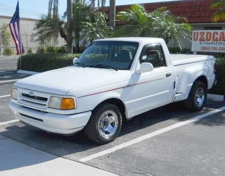 Cheap Ford Ranger Sport Truck for sale for only $2890