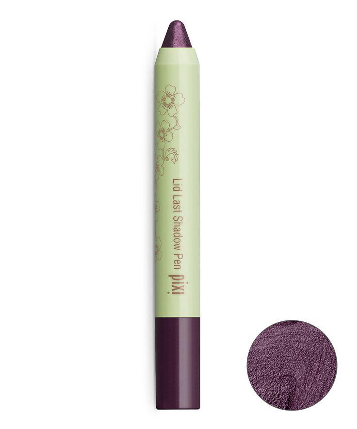 Look at this #zulilyfind! Pixi Perfect Plum Lid Last Shadow Pen by Pixi #zulilyfinds