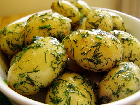 Citromos-pesztós krumpli