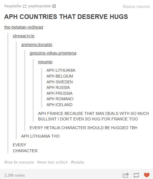 I volunteer to hug them all!<<< ill hug some... but i'de be too shy to hug them all... and i dont think Japan would invite a hug...