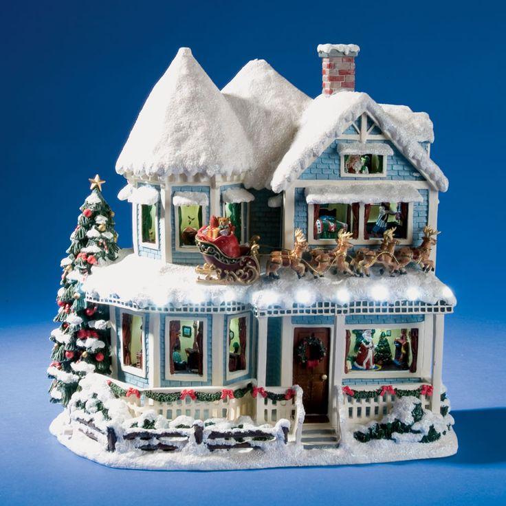 lights village house - photo #48