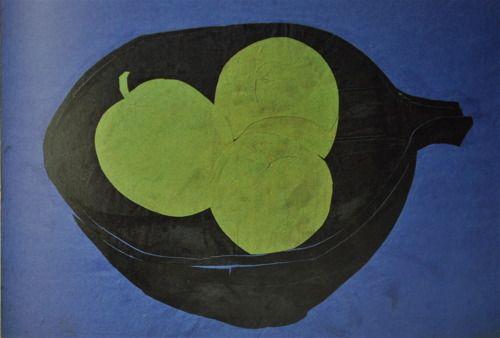 retallada de paper (paper de regal) per Chieko Takamura (1886-1939)