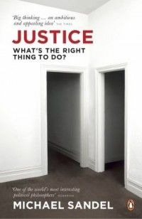 Book cover: Justice av