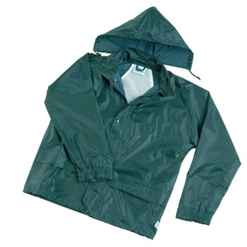 Castle Tornado Waterproof Jacket - £7.68 - A great all round quality jacket, that is lightweight, but also comfortable and looks good. The hood can be folded and concealed in it's compartment in the collar.