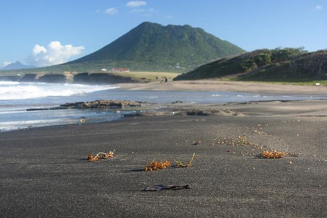 ✔ St. Eustatius, Dutch Caribbean