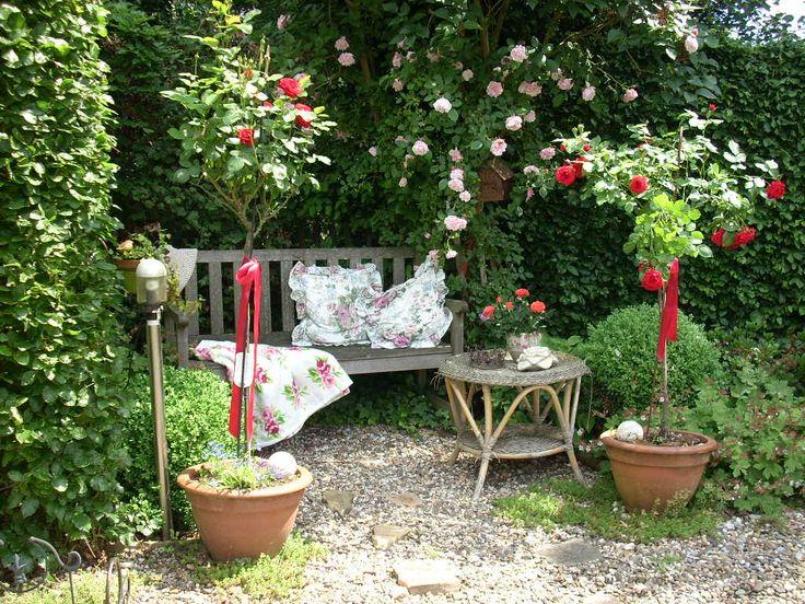 New romantische g rten Pin Wohnen Und Garten Wohnen Und Heimwerker Laura Wohnen Kreativ Abo
