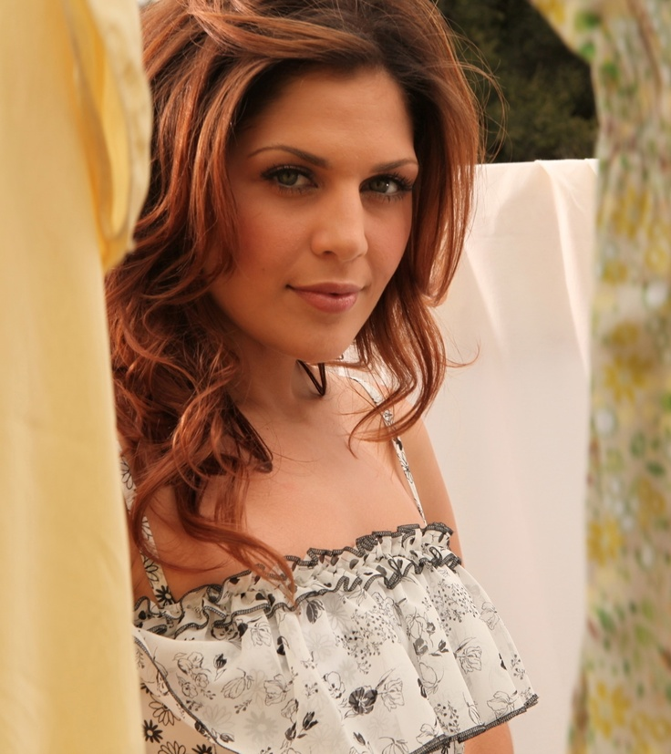 Hillary Scott from Lady Antebellum. Her voice is just so beautiful! So is she!