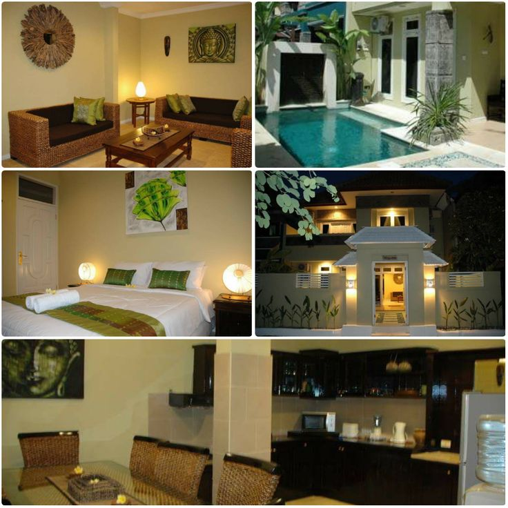 Our spacious Villa RIO in Kuta – 6 bedrooms, private pool, complimentary daily breakfast – from AUD 235 – www.balivillahavens.com