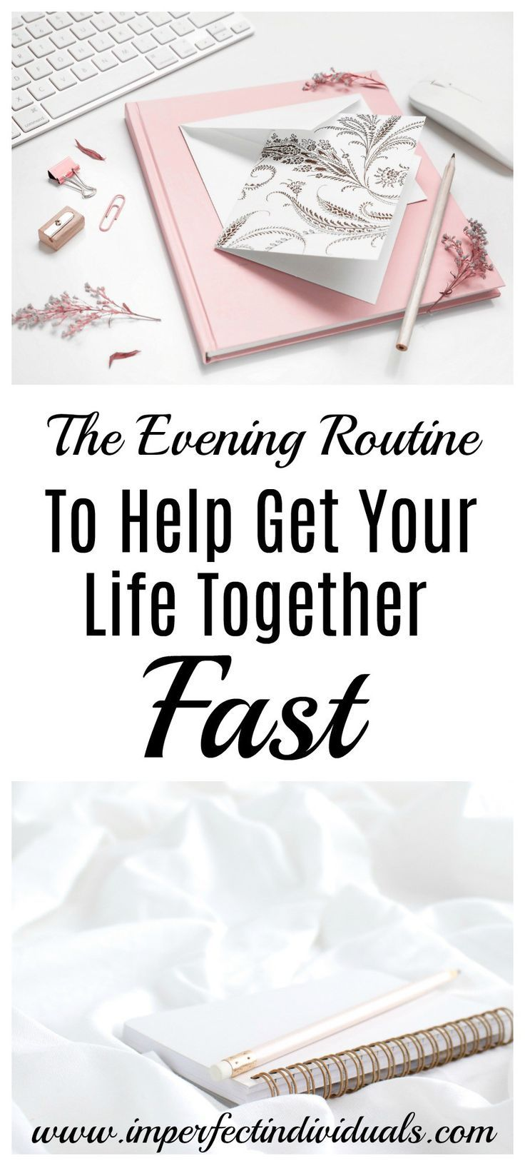 Evening Routine | Time Management | Self Care | Productivity | Organization