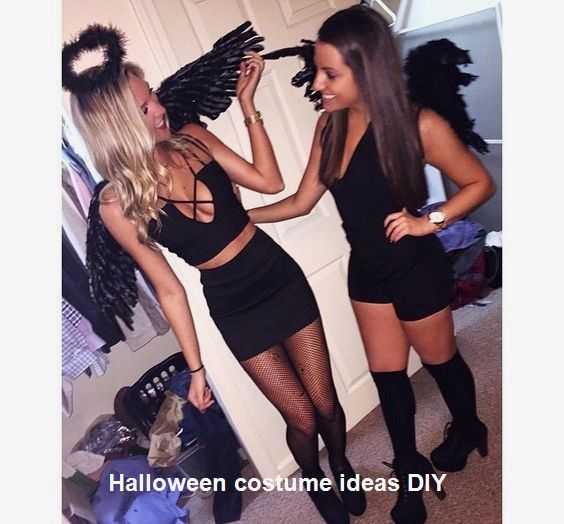New Halloween Costume Ideas on a budget #halloween - best college halloween costume ideas