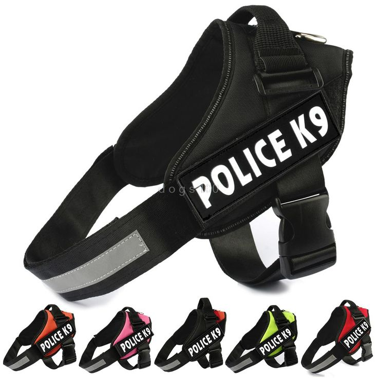 Reflective Police K9 Service Dog Harnesses Pet Training Vest With Quick Control Handle For Meduim & Large Breeds #>=#>=#>=#>=#> Click on the pin to check out discount price, color, size, shipping, etc. Save and like it!